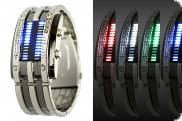 Twin Display LED-Armbanduhr limited