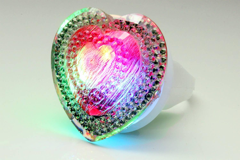 Led Heart Ring