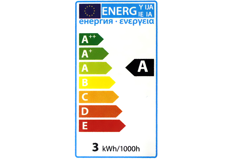 LED-Glühbirne E27 Pearl 3 Watt Warmweiß