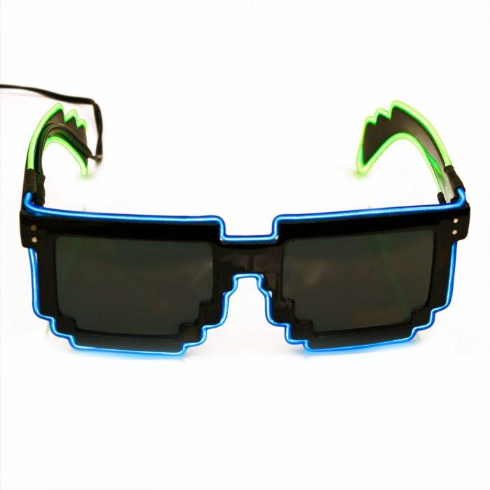 Pixel Shape Glasses