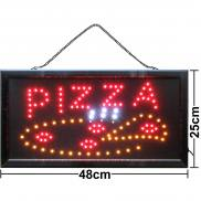 LED sign Pizza
