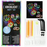 Glow Stick Party Pack with 46 parts