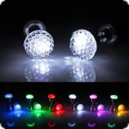 Led  Mushroom Earrings