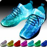 Fiber Optics LED-Shoes