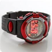 Dual LED-Watch